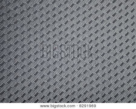Gray Car Upholstery