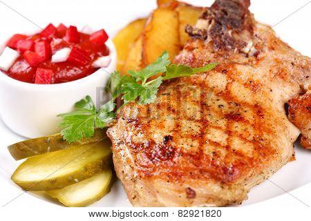 Grilled Beefsteak