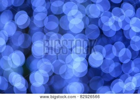 Blurred Lights Background