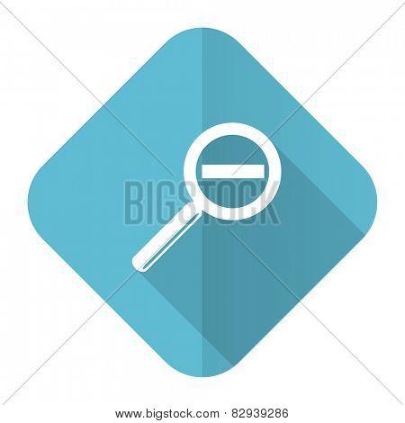 lens flat icon