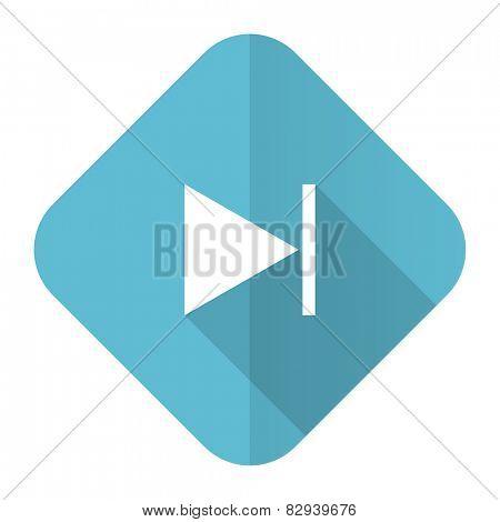 next flat icon