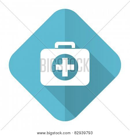 first aid flat icon hospital flat icon