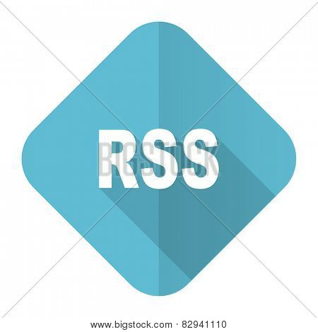 rss flat icon