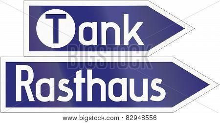 Tank Und Rasthaus