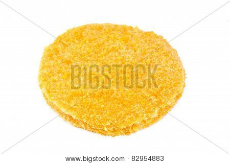 Fish Burgers Isolated On White