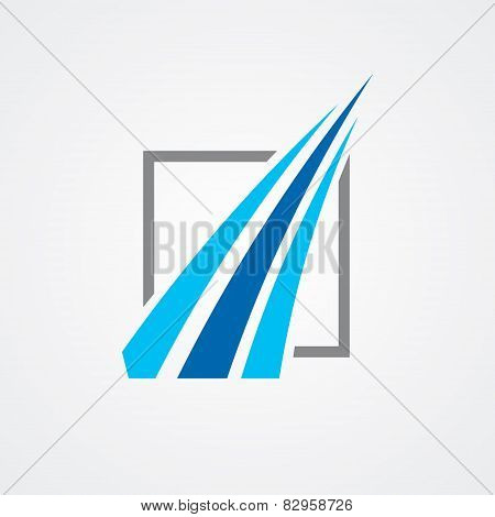 Logo for financial  companies