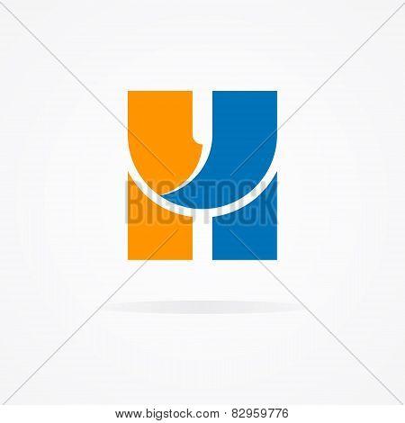 Logo H letter
