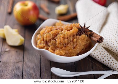 Apple Jam Or Chutney