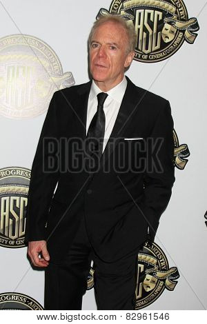 LOS ANGELES - FEB 15:  Richard Crudo at the 2015 American Society of Cinematographers Awards at a Century Plaza Hotel on February 15, 2015 in Century City, CA