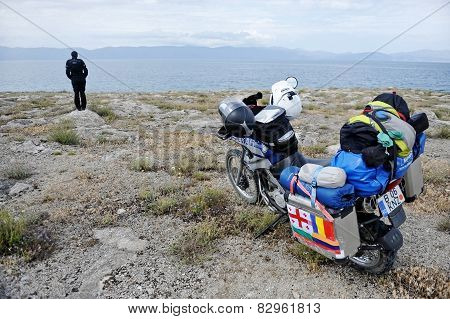 Adventure Motorcycling In Armenia