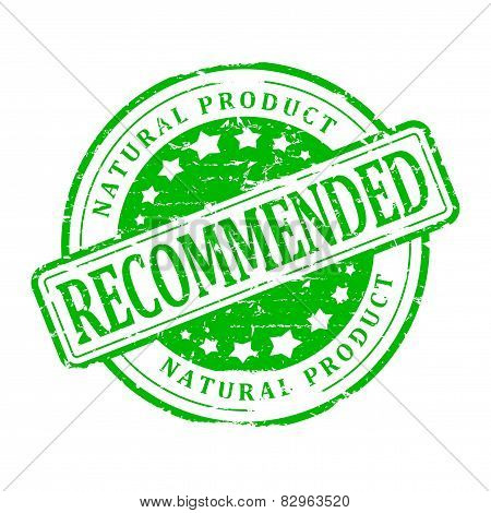 Green Stamp - Natural Product