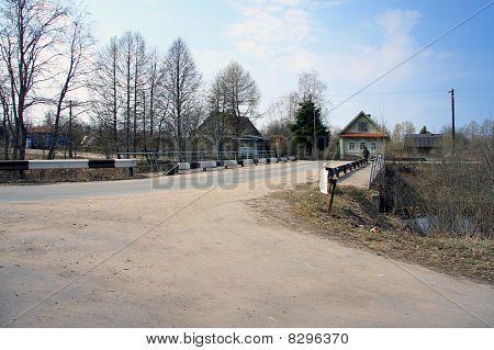 "Kobona Russia was from here begun ""Lifeline """