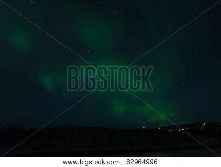 Alaska's Aurora