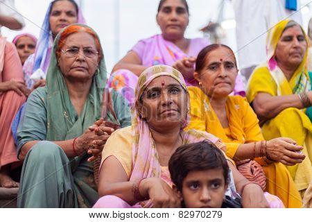 Hindu ladies
