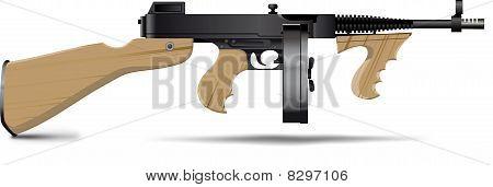 Thommy gun.