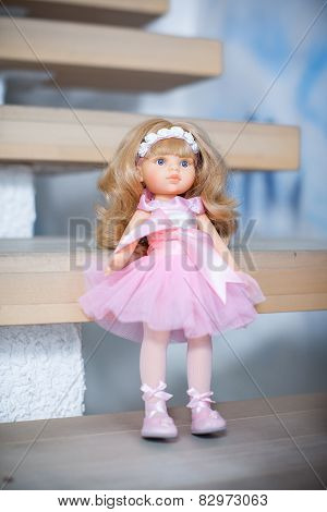 The Beautiful Doll