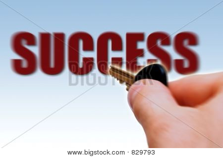 A key to success