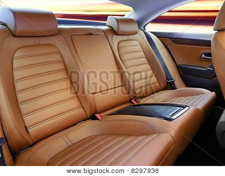 Back Passenger Seats