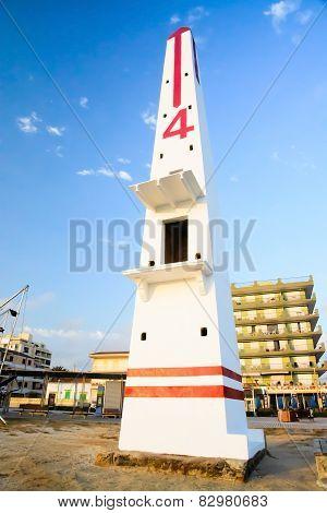 Obelisk Tower Can Picafort