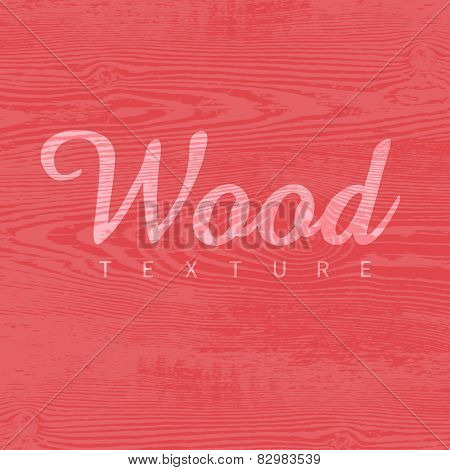 Wood textured template