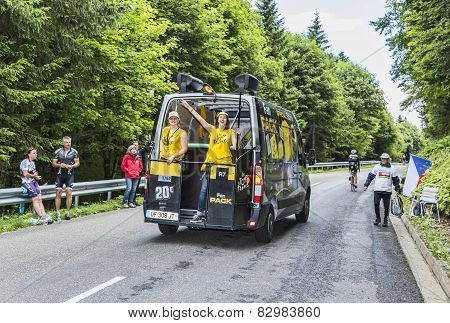 The Official Mobile Store Of Le Tour De France