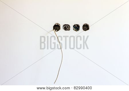 Electrical Wall Sockets