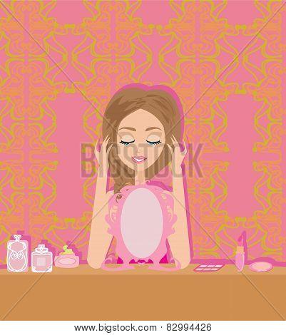 Make Up At Home