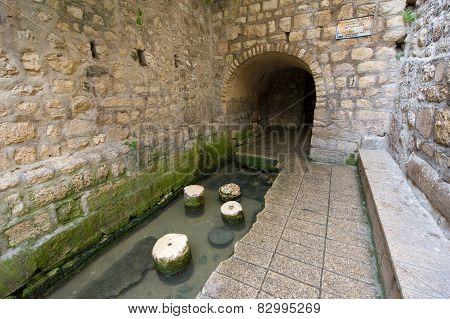 The Pool Of Siloam