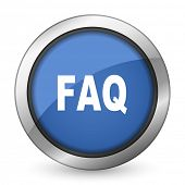 image of faq  - faq icon 