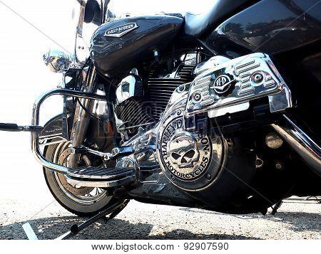 Details of Harley-Davidson