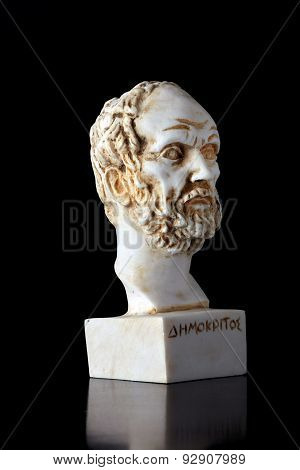 Dimokritos Was An Ancient Greek Philosopher,