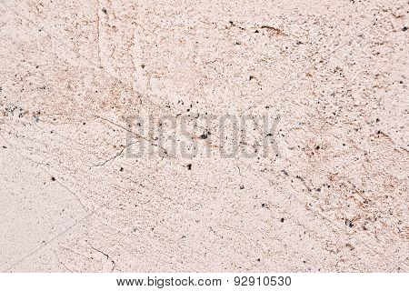 Gypsum Wall Texture Or Background