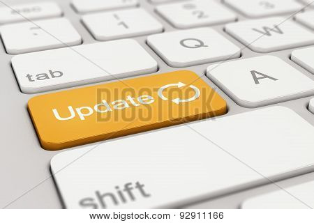 Keyboard - Update - Orange