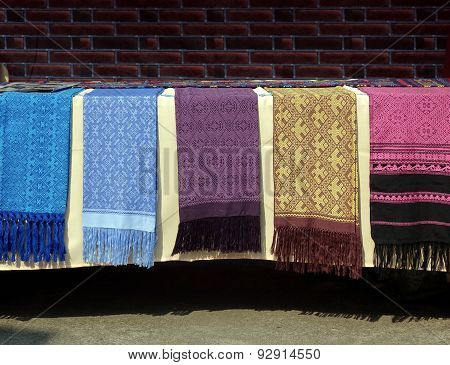Colorful Scarves For Sale