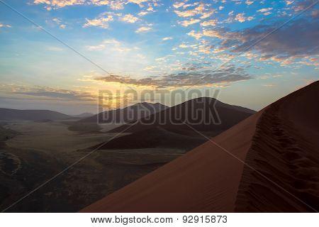 Dune 45 Sunrise