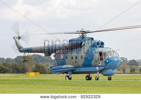Mi-14 Anti-submarine Helicopter