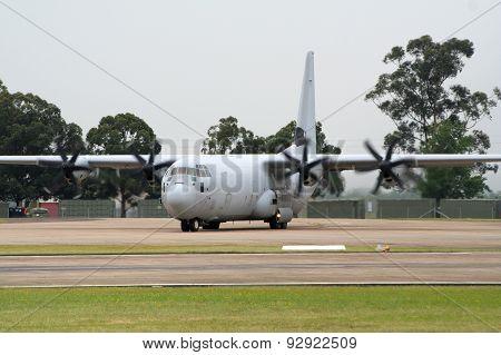 Raaf C-130 Hercules