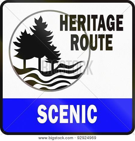Michigan Scenic Heritage Route