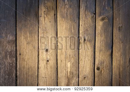 Wood Planks Background. Barn Wall