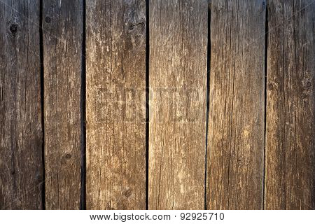 Wood Planks Background. Wooden Fence