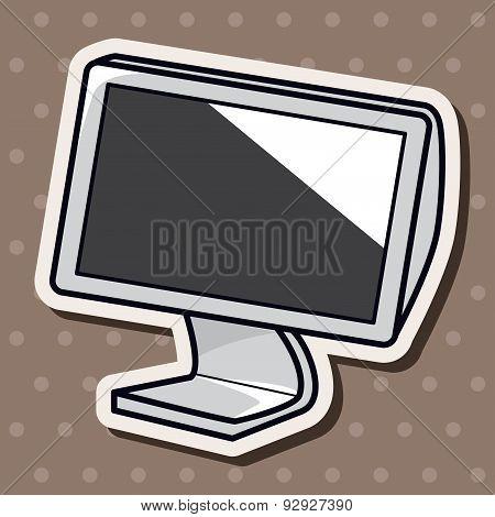 Computer-related Equipment Destop Theme Elements