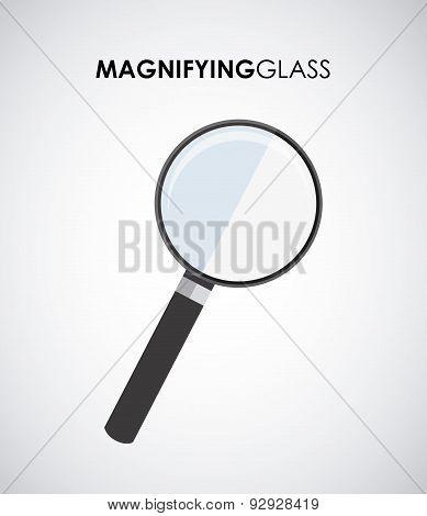 magnifying design