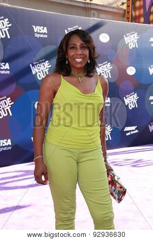 LOS ANGELES - JUN 8:  Dawnn Lewis at the
