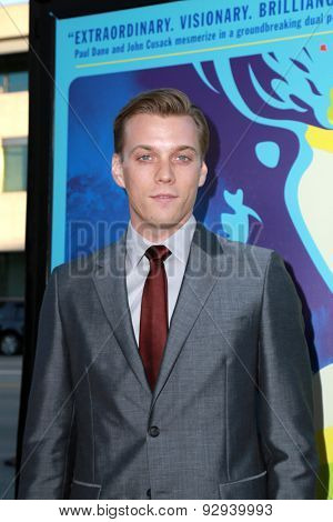LOS ANGELES - JUN 2:  Jake Abel at the