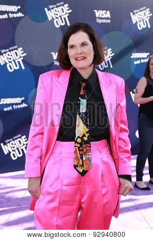LOS ANGELES - JUN 8:  Paula Poundstone at the