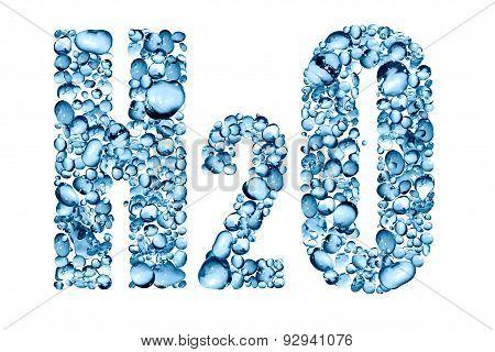 Water Formula H2O