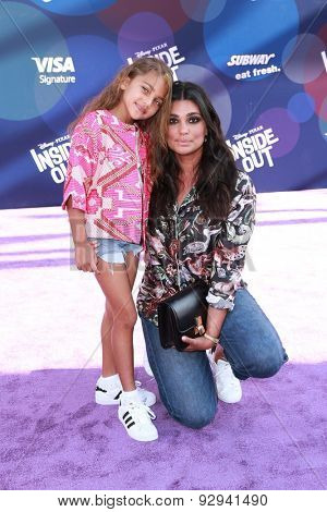 LOS ANGELES - JUN 8:  Rachel Roy at the