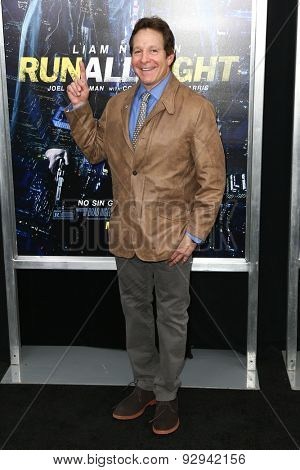 NEW YORK-MAR 9: Actor Steve Guttenberg attends the premiere of