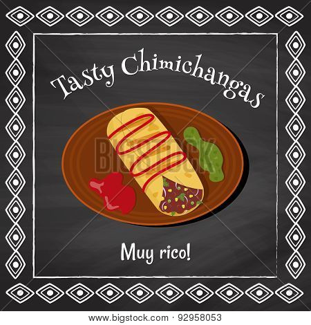 Tasty Chimichangas
