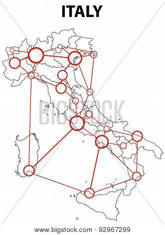 Italy Infographic